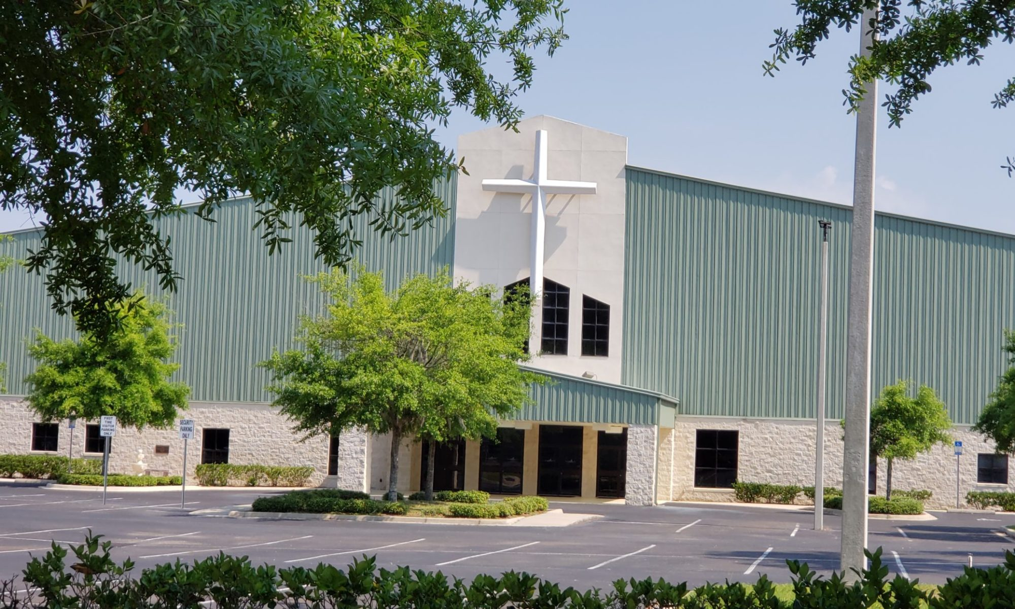 Paxon Revival Center Church